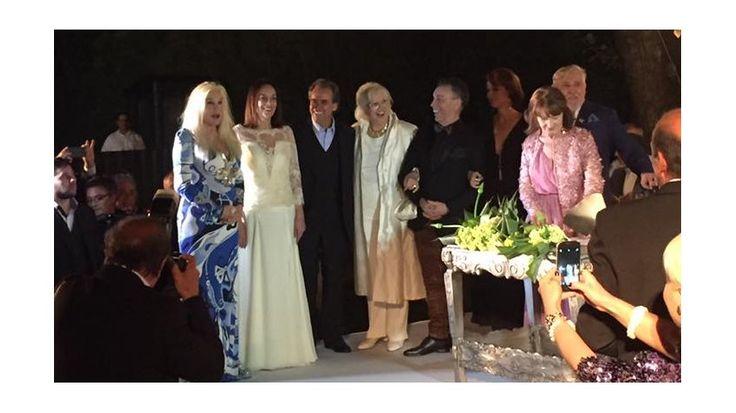 Boda de Sergio Puglia y Horacio Correa. Varias celebridades participaron de la ceremonia en La estancia La Joaquina fue el escenario para la boda entre el conductor, cocinero y empresario Sergio Puglia y su pareja, Horacio Correa.