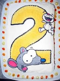 toopy and binoo cake - Google Search