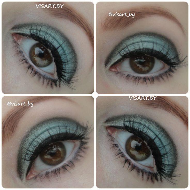Twiggy makeup. Макияж в стиле Твигги #твигги #макияжтвигги #зеленыймакияж #макияждлясебя #макияжминск #макияждляфотосессии #блоггер #визажистминск #макияжглаз #twiggymakeup #twiggyeyes #twiggy #makeup #makeupeyes #mua #eyes #beauty #makeupartist #instamakeup #sleekeyeshadow #sleekaquacollection #sleeklagoon #ardelllashes #bbloggers #makeuplover #makeupaddict #bblog #beautyblog www.visart.by