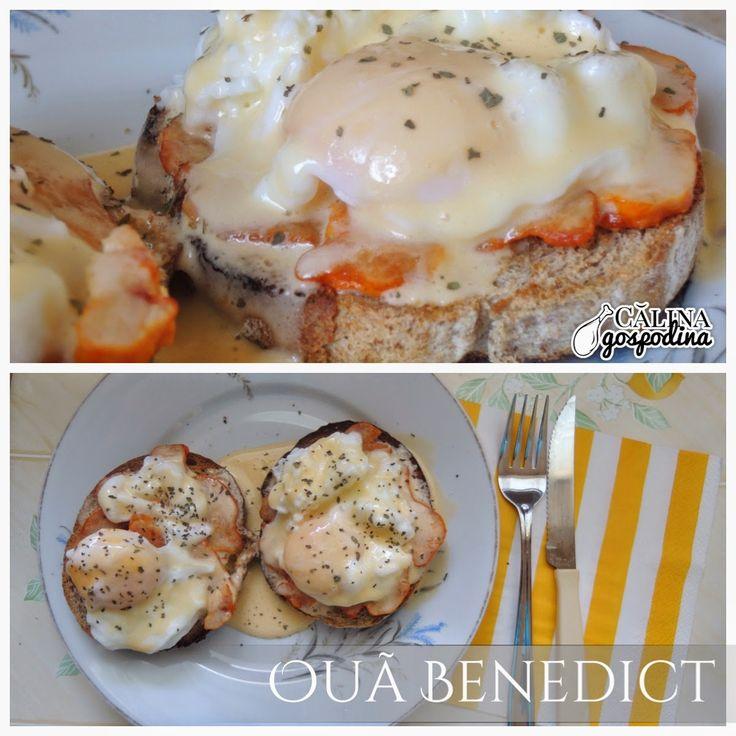 Ouă Benedict // Eggs Benedict
