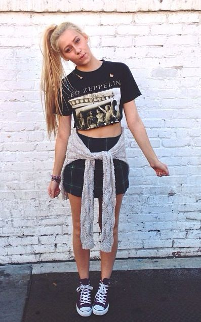 Brandy Melville fashion. Cute outfit. Hipster. Tumblr fashion