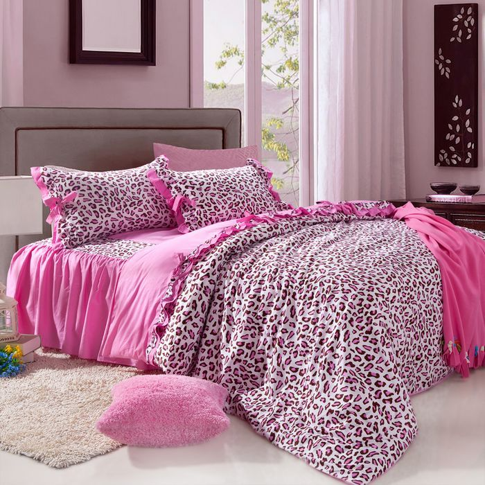 50 Best Leopard Bedding Set Images On Pinterest
