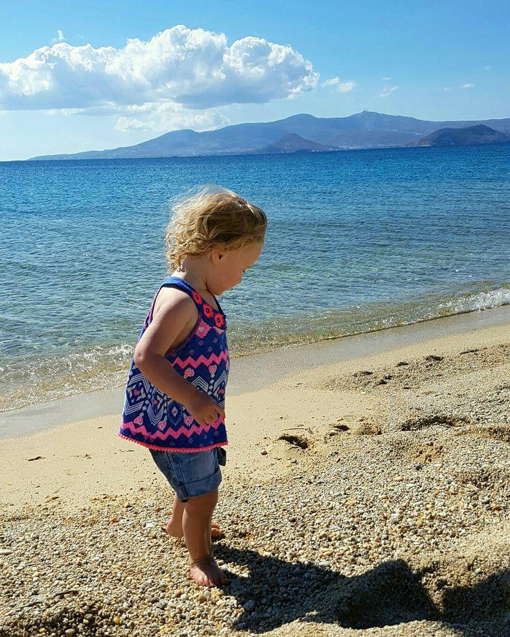 Indigo Plaka Beach Naxos Greece