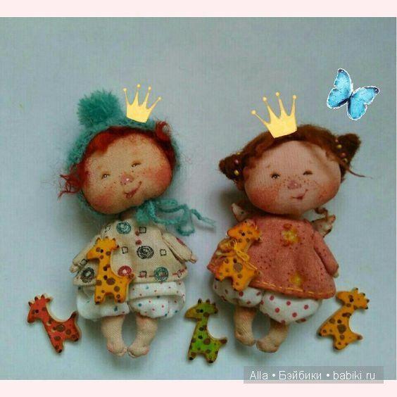 Авторские куклы Светланы Сергеевой / Авторская кукла известных дизайнеров / Бэйбики. Куклы фото. Одежда для кукол