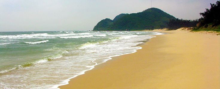 Quan Lan - Son Hao beach. #vietnam #quanlan #halong #travel #sonhao #beach