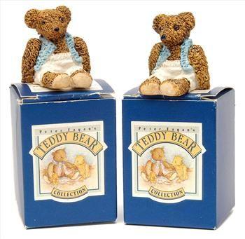 Colourbox Peter Fagan Chocolate Chip Bear Boxed TC457