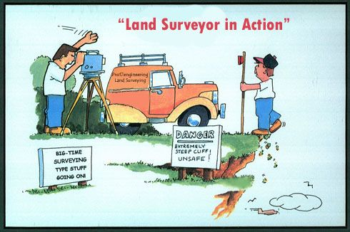 land surveying humor