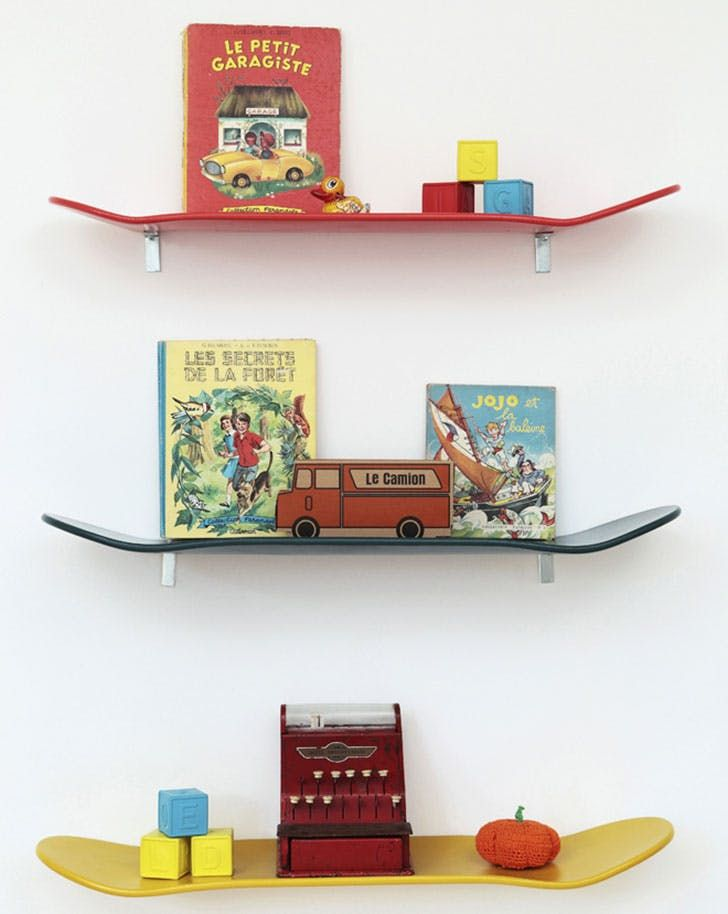 top 25+ best skateboard shelves ideas on pinterest | skateboards
