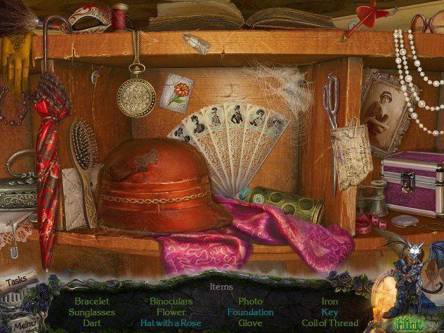 Jogo «Mystery Castle: The Mirror's Secret. Platinum Edition» 15.04.2017 http://pt.topgameload.com/?cat=casualpcgames&act=game&code=10596  Groth, o Ladrão de Almas, sequestrou sua filha. Terá de utilizar todas as suas qualidades para sair triunfante desta batalha. Poderá sobreviver às engenhosas armadilhas do Misterious Castle, resistir à magia de Groth e libertar as almas prisioneiras, numa esmagadora vitória sobre as forças do mal? A resposta vai ajudá-lo a encontrar Mistery Castle: The…