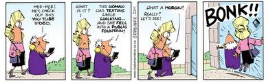 you will enjoy Madam and Eve cartoon