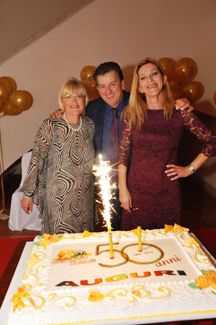 La festa dei 50 anni del Caseificio Pascoli a Villa Torlonia, La Torre, San Mauro Pascoli, Valle del Rubicone