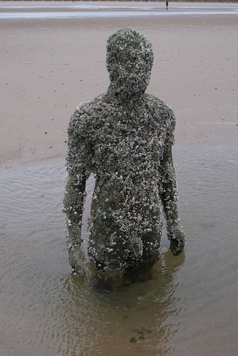 Another Place Antony Gormley Crosby Beach
