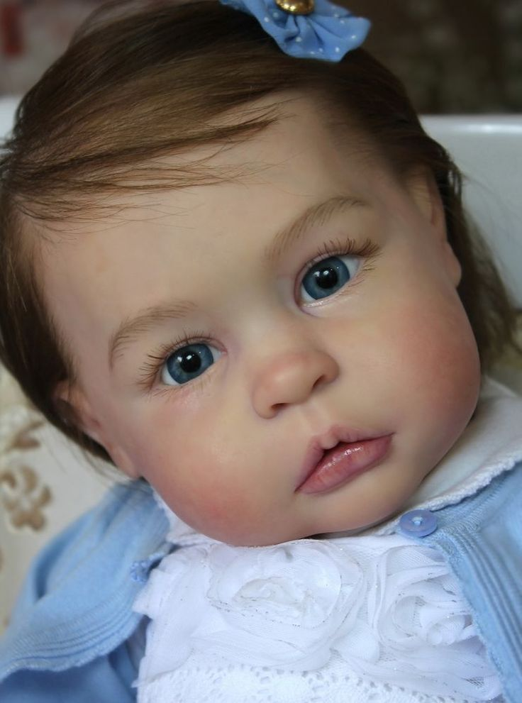 Reborn PROTOTYPE Princess Charlotte from Tomas Dyprat*Anastasiy Gangalo *IIORA*