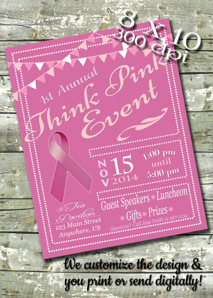 15 best Breast Cancer Awareness Banners images on Pinterest ...