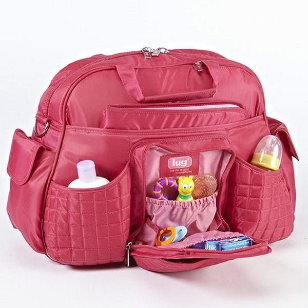 Lug Tuk Tuk Carry-all Diaper Bag