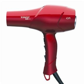 Secador de Cabelo Taiff Profissional 1900W Red Íon Vermelho