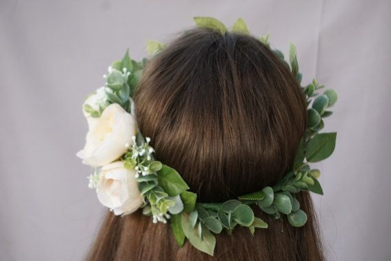 simple hair styles for wedding 78 best ideas about flower crown wedding on 8919