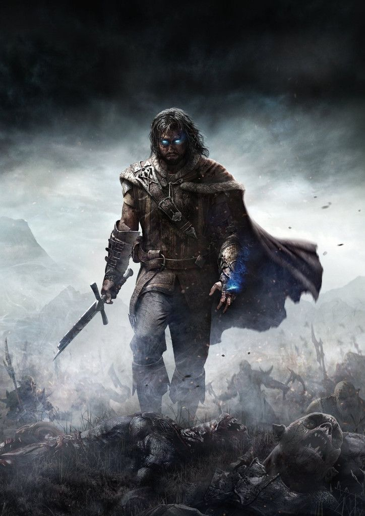 """'Middle-earth: Shadow of Mordor"""" est un de mon jeux vidéo favori. Malheurueusement, J'ai joué plus que 100 heures de ce jeu."""