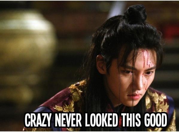 Empress Ki ~ Ji Chang Wook Didn't watch it, but he is cute!
