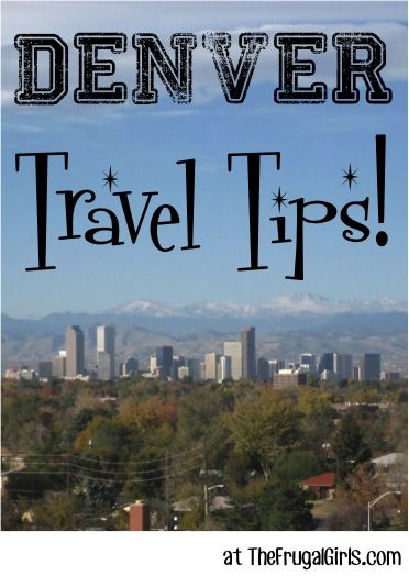 Planning a trip to Denver? Score yourself some high altitude inspiration with this list of the Best Things to do in Denver Colorado!