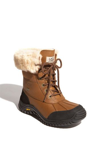 UGG® Australia 'Adirondack II' Boot (Women) available at #Nordstrom