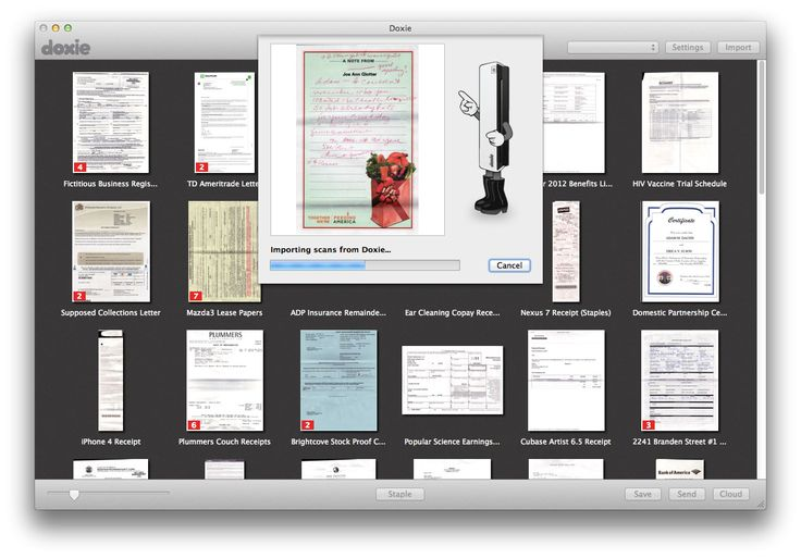 How I Went Completely Paperless in Two Days-When you look at the piles of paper you've stored for years, going paperless feels daunting. Not only do you have to scan everything, but you have to catalogue it, too. While you can't escape the task itself, a Doxie portable scanner—combined with the free, awesome Evernote software—can make the process a whole lot easier.