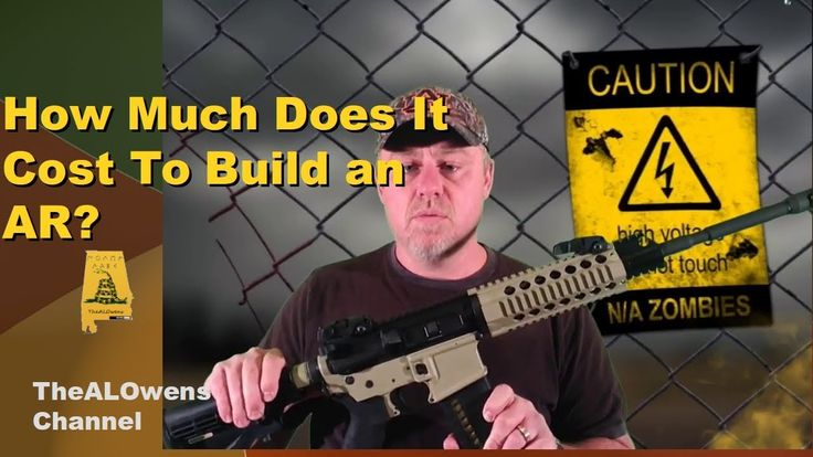 how much does it cost to build an ar 15 guns pinterest watches. Black Bedroom Furniture Sets. Home Design Ideas