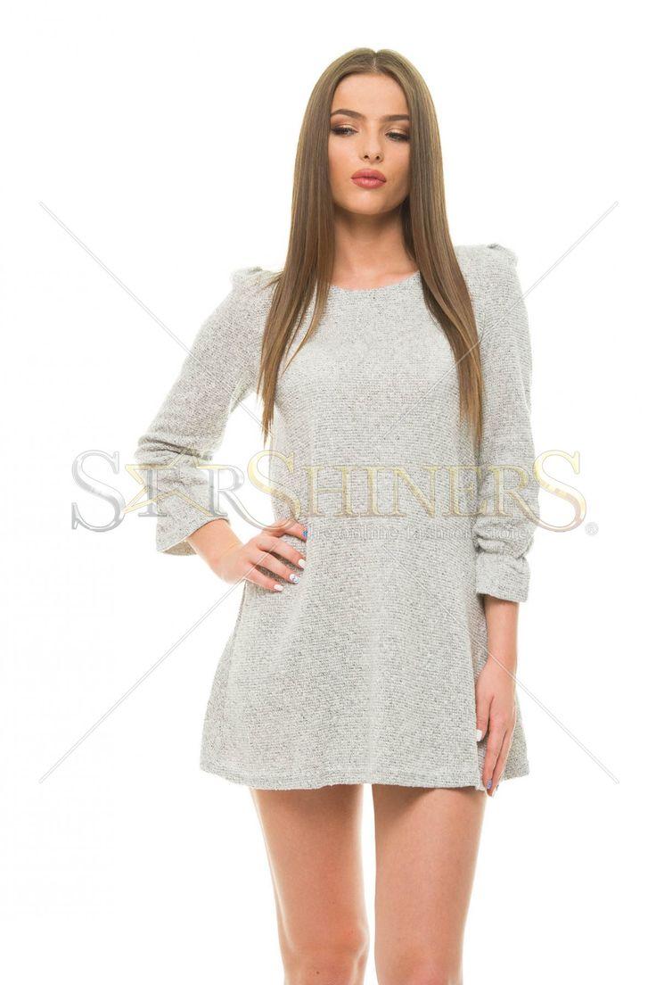 Bluza Shimmery Parade Grey
