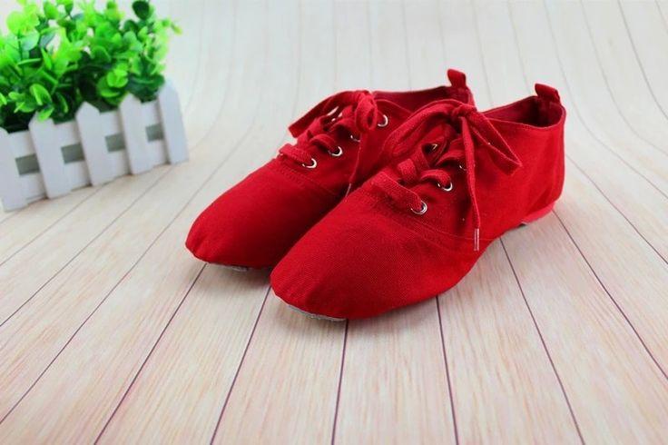 Aliexpress.com: Comprar Nuevo 2015 mujeres hombres danza Jazz zapatos planos de moda diseñador suave con cordones de la lona de Jazz nudo zapatos de baile para 4012 de Zapatos del zapato fiable proveedores en P&L Panline dance Co.,Ltd