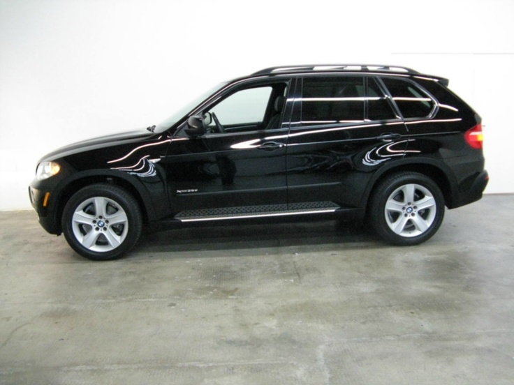 "2009 BMW X5 AWD xDrive35d ... my current ride.  ""Herman"" the German"