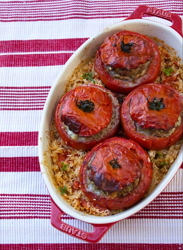 Tomates Farcies A L Ancienne Recettes De Cuisine Tomates