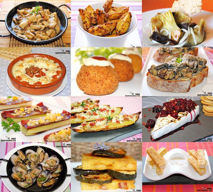 M s de 25 ideas incre bles sobre aperitivos calientes en for Tapas sencillas y rapidas