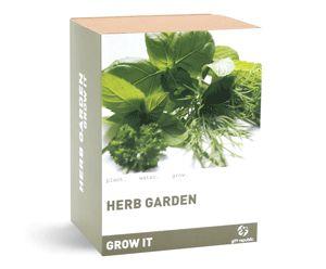 €16,90 Gift Republic Grow It Herb Garden - yrttien kasvatussetti