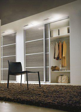 Elegant Available As Mirror Sliding Wardrobe Doors, Coloured Glass Sliding Wardrobe  Doors Or Wood Effect Panel Sliding Wardrobe Doors.