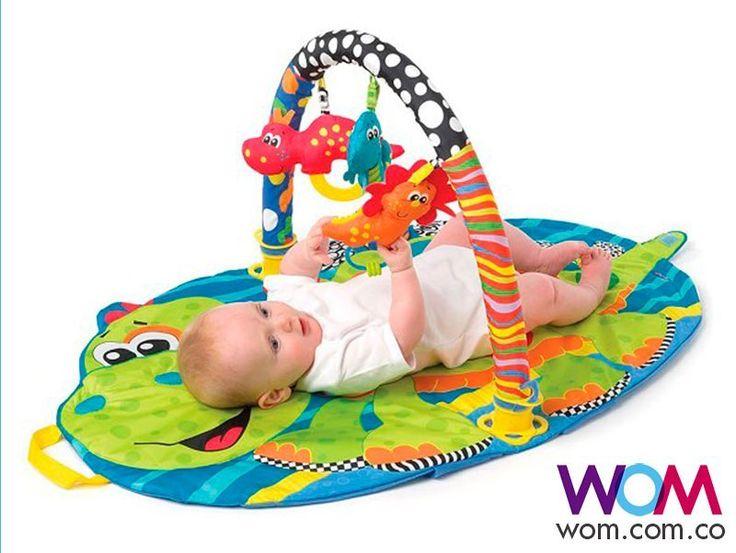 Nuevos gimnasios para que tú bebé descanse y juegue  Cómpralos en la #tiendawom  http://ift.tt/2hH0xW8 o escríbenos   a nuestro WhatsApp 3146589987 y te lo enviamos a tu casa  #gimnasios #juguetes #estimulacion #desarrollo