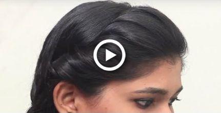 Einfache schnelle geflochtene Frisur für Schulmädchen || Alltägliche Frisuren für Mädchen 2018 # Haare