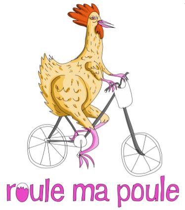 La Sante Et Le Velo | image-de-la-poulette.1243975800.png