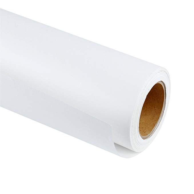 Ruspepa White Kraft Paper Roll 12 Inch X 100 Feet Recycled Paper Perfect For For Crafts Art Small Gift Wrappi Recycled Paper Kraft Paper Black Kraft Paper