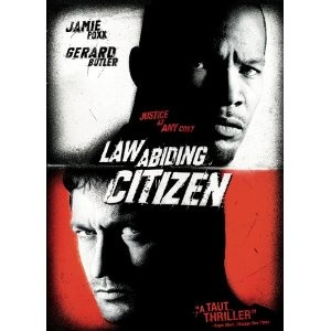 Law Abiding Citizen This movie is intense. I understand why he did what he did. The system failed him! Gerard and Jamie were amazing in this movie.