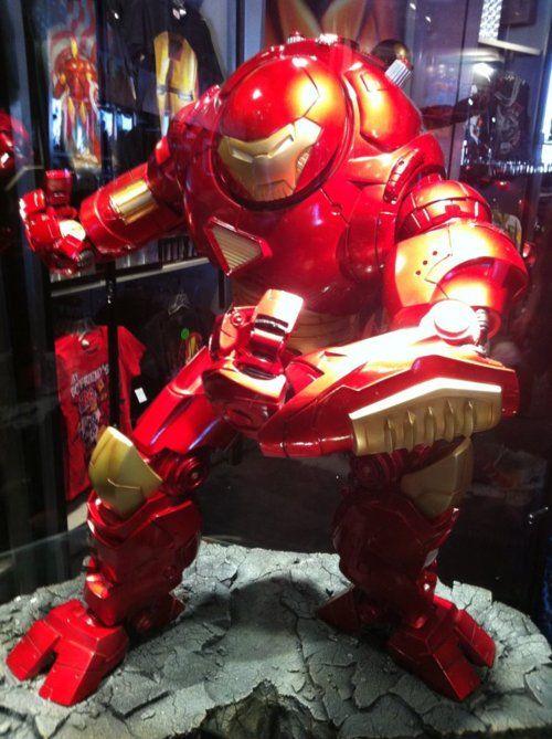 アイアンマンバージョンの超人ハルク   A!@attrip