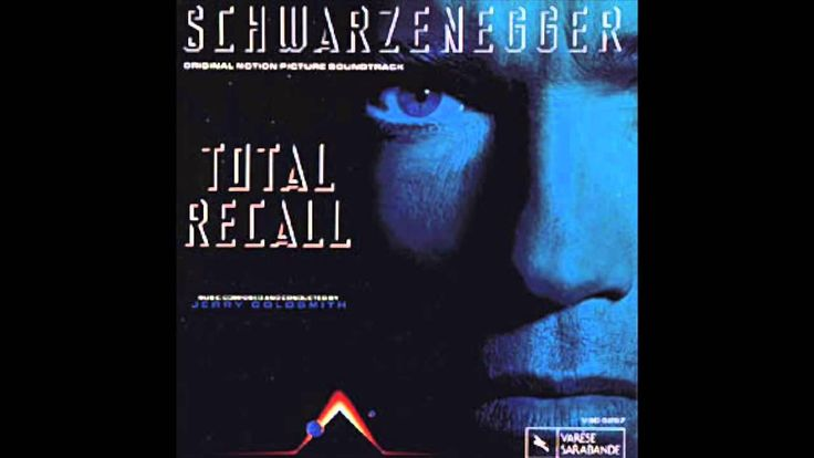 Jerry Goldsmith - Total Recall Suite I liked both Total Recall movies