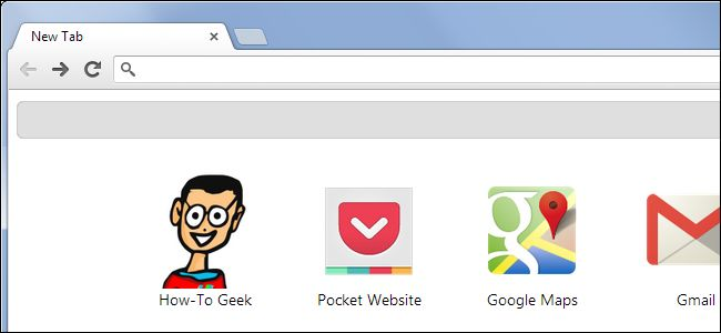 How to Create Custom Chrome Web App Shortcuts For Your Favorite Websites - Google is now pushing Chrome packaged apps, but many Chrome apps are still shortcuts to websites. You can make  your own custom web apps that function as shortcuts if the website you want isn't available in the Chrome Web Store.   HTG
