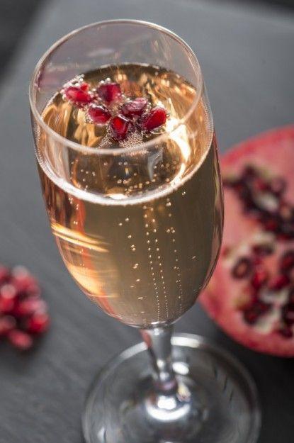 Sparkling Pomegranate Cocktail -- France   Adult Side of Disney-WDW ...
