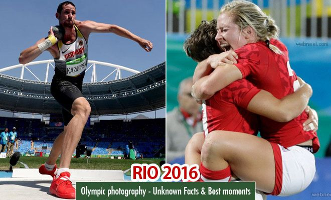 RIO 2016 Olympic photography - Unknown Facts and Best moments. Read full…