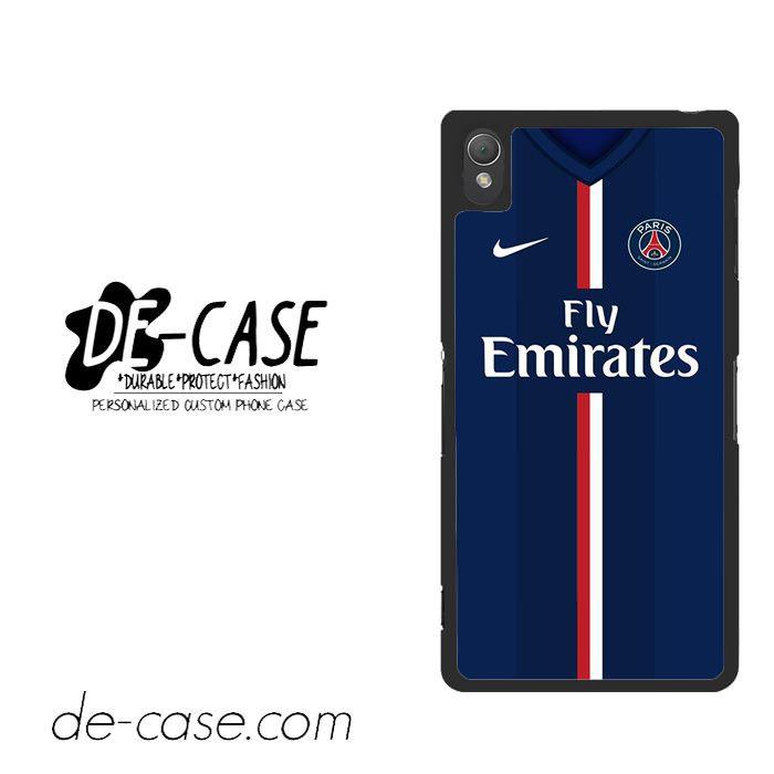 Paris Saint Jersey For Sony Xperia Z3 Case Phone Case Gift Present YO
