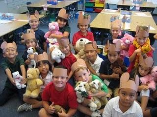 Teddy Bear Day, math activities, Courdory Book, describe bears