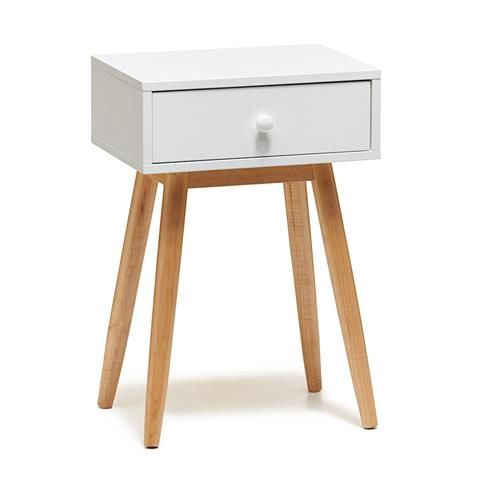Dipped Bedside Table   Kmart