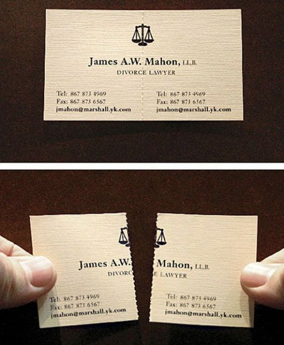 210 best brands images on pinterest advertising business card divorce lawyer business card reheart Image collections
