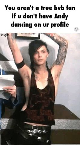 <3 oh Andy...