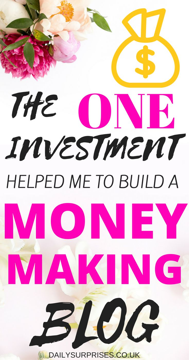 Do you find blogging overwhelming? Do you have trouble making money off your blog? Do not worry, you are not alone in this. I struggled so long until I did one investment that helped me to speed up the process and start earning my off my blog. You do not need to spend lots of money in training in order to earn money off your blog. All you need to do is to invest in this one thing! blogging tips for new bloggers, blogging resources, blogging courses, making money from blogging